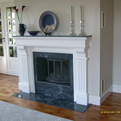 Classic rett med Dovre 2200. Ruivina marmor